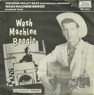 wash machine song