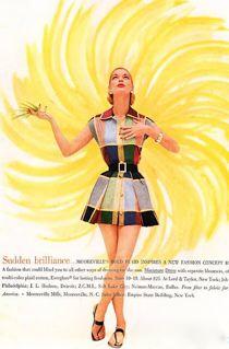 Brigance swimwear, 1955