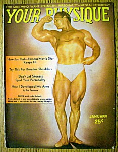 Your Physique Magazine, January 1948