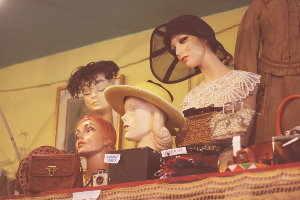 Hats in Deluxe Junk, c. 2010