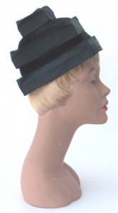 Square hat 'El Jamon' c. 1964