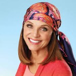 Rhoda Morganstern's head scarf