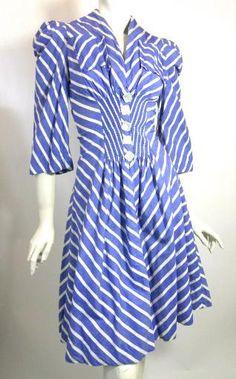 F.O.G.A. labelled dress, courtesy of Dorothea's Closet