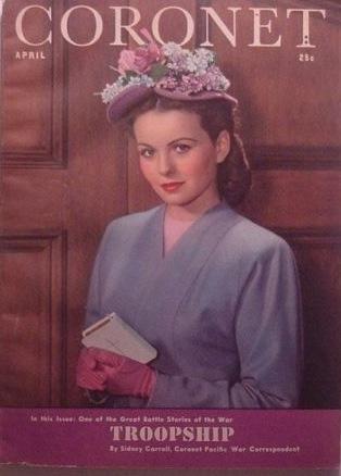 Coronet, April 1945