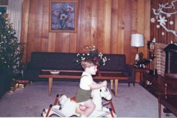 CHristmas 62 living room