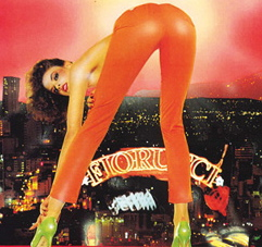 Advert for Fiorucci jeans, c. late 1970s