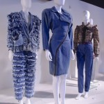 Back to the Eighties: Denim goes chic