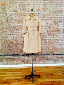Norman Norell Coat from Hautedoor on Etsy U.S. $3,900