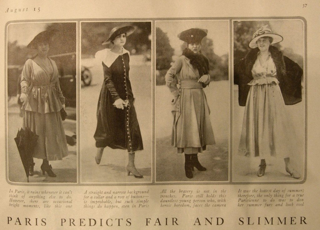 Canada Revival S Fashion