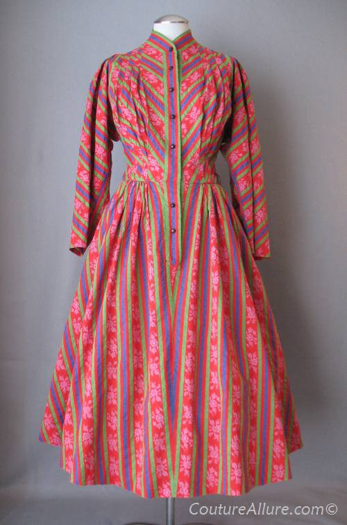 Claire McCardell dress, 1952