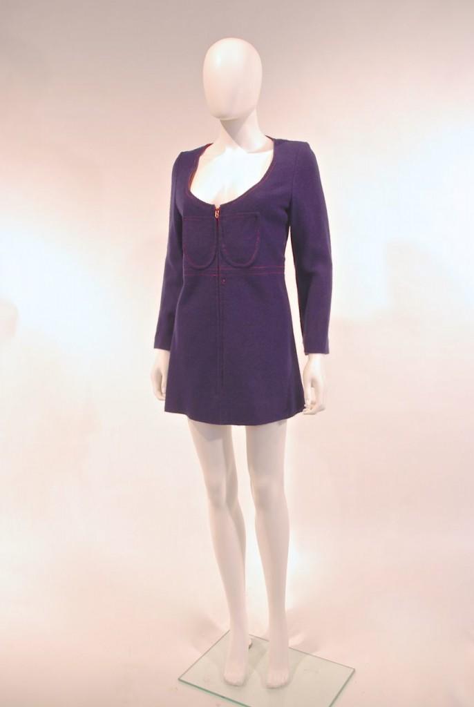 Jacqueline Familiant dress