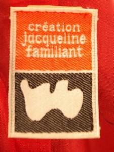 Jacqueline Familiant label