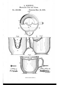 Moustache cup 1879
