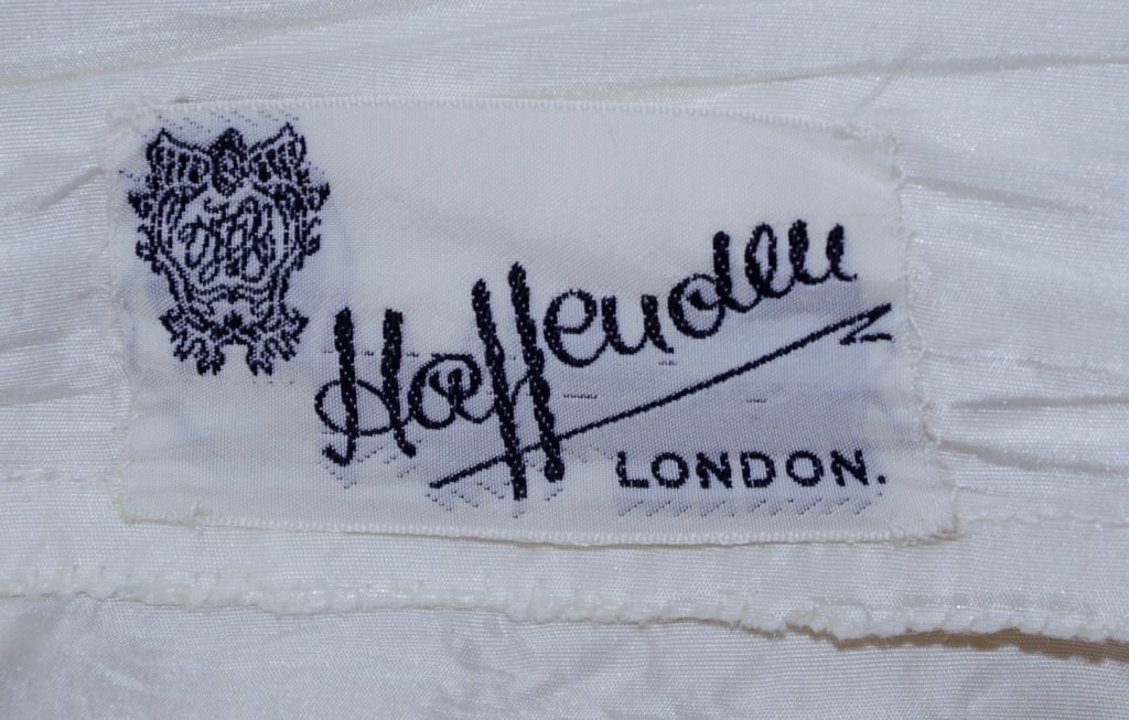 After a lot of different combinations, I finally figured out his name was Haffenden, not Holleudeu