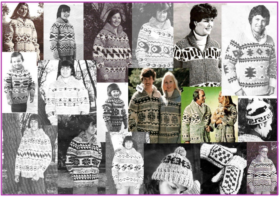 43737fe267cf Canadian Fashion Connection – The Cowichan Sweater
