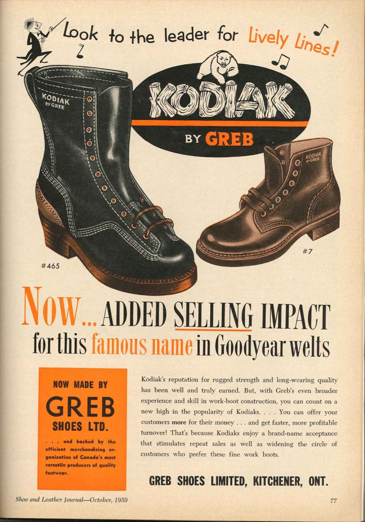 Canadian Fashion Connection – Greb Industries | Jonathan Walford's Blog
