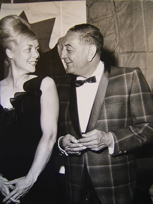 Guy Lombardo wearing Maple Leaf tartan tux jacket